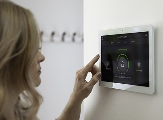 Smart Home Automation and Control