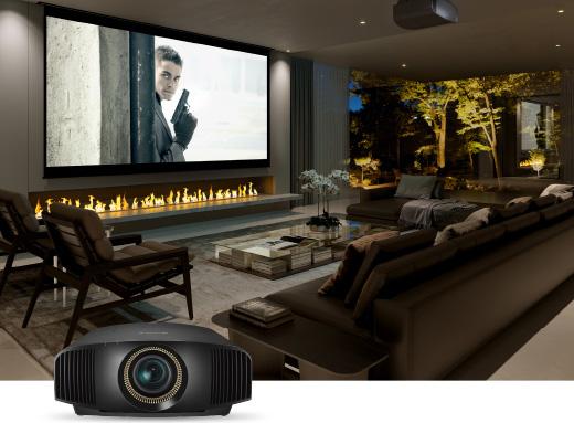 Projectors and Video Screens