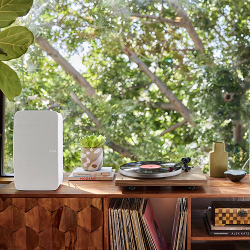 The Sounds of Sonos