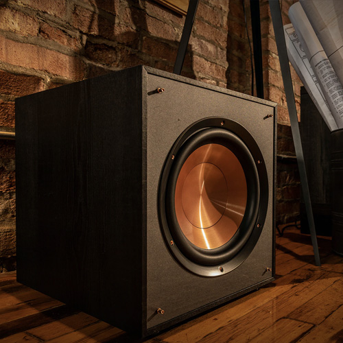 Heart Pounding, Powerful Subwoofers